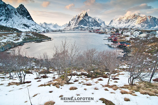 绝色美景!谁能找到不去挪威的理由?