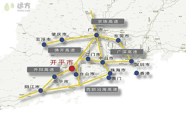 按圖片以查看大圖  名稱: 开平市方位示意地图.jpg 查看次數: 56 文件大小: 204.8 KB ID: 681305