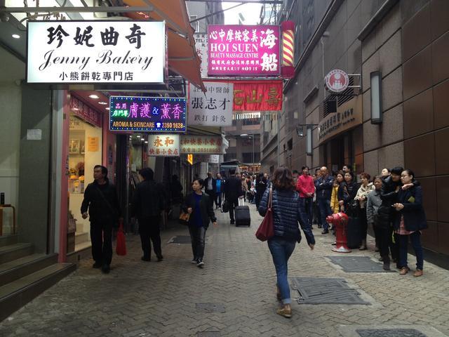 20歲的禮物-背包女孩勇闖香港10日遊 (Part3-2) 完結篇
