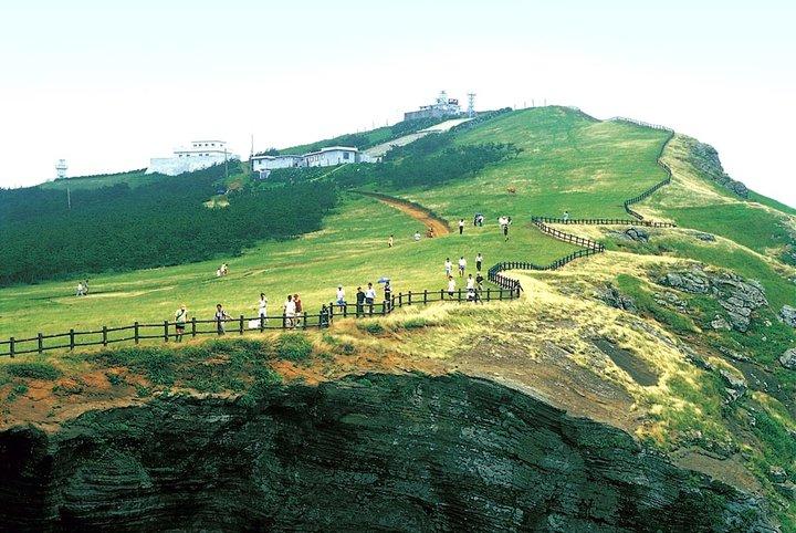 濟州島人氣景點美食推薦-牛島+西歸浦遊